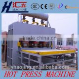 Wood Hydraulic Hot Press Machine/Hot Press for Plywood Production