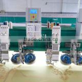 TP410+10 hot-fix computerized rhinestone embroidery machine with flat easy cording 3in1 mixed