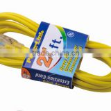 S50049 100ft Outdoor Extension Cord w/Lighted End 12/3 gauge SJTW