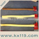 Super solid stainless steel wood handle axes