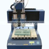 HEFEI Sell SUDA PCB making CNC Router pcb milling machine ---- SD3025SV