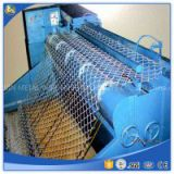 Plastic Coated Diamond Wire Mesh Fence