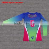 Wholesale women custom design men's volleyball jersey
