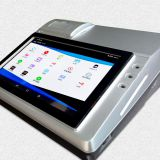 7 inch capacitive touch screen monitor cheap desktop android POS