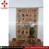 Wholesale Hand Embroidered Suzani Uzbek decorative Wall Art Tapestry