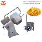 French Fries Seasoning Machine Price|Easy Operate Potato Chips Seasoning Machine|Potato Chips Seasoning Machine for Sale