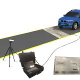 Mobile Under Vehicle Surveilliance Scanning Inspection System Machine Car Bomb Detector