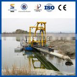 River Sand Digging Machine with Jet Suction Dredger from China Sinolinking