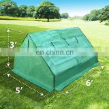Peak Roof UV Resistant PE Mesh Mini Garden Green House