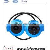 Hot Sale Portable Bluetooth Stereo Headset Mini503