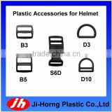 Plastic Parts for specialized bike helmet stickers decals light