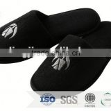 various material disposable indoor hotel slippers /washable disposable hotel slipper