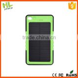 Solar paper charger mobile solar charger for samsung galaxy s6