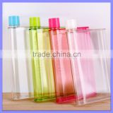 Promotion Gift 420ML Flat A5 Memo Size Bottle Notebook Cup