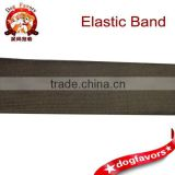 Manufacturers supply various elastic rubber band Elastic Webbing