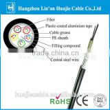 GYTA 96 core fiber optic cable