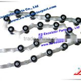 XAA332G1-G23 , Silver , newel chain , Escalator newel chain for OTI
