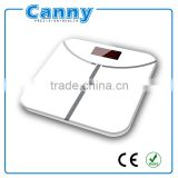 Smart Canny High quality body scale factory supply, personal weighing scale Special dot matrix display Bathroom scale