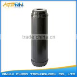 UDF water filter cartridge / granular activated carbon water filter cartridge (factory)black cap