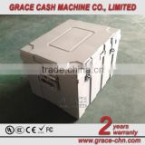 Vehicle money transport box, waterproof transport cash box