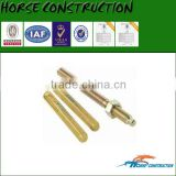 HM-200 Anchor Bolt in fastener system