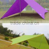 Oversized awning, canopy, prevent bask in, of the arbor shade tents, camping tent, ultra-light awning