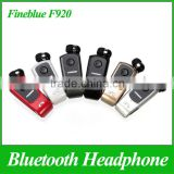 Fineblue F920 Wireless Auriculares Driver Bluetooth Headphone In-ear Earphone Calls Remind Vibration Wear Clip Headset For Phone