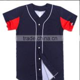 Baseball jersey uniform for youth