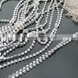 DIY drill chain wholesale ss6-ss38 white diamond claw chain drill chain pitch removable mobile phone beauty accessories