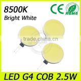 Wholesale aftermarket auto parts led factory led cob g4 lighting, g4 led bulb, g4 led lamp