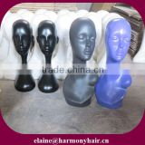 HARMONY male mannequin head hair