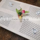 Fresh High Quality Reach Standard Hot Selling Woven Place Mats/dish Mat/table Runnerwith Many Designs