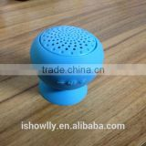 suction holder bluetooth speaker silicone material
