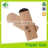 Handmade wholesales customed printing kraft paper envelope                                                                         Quality Choice
