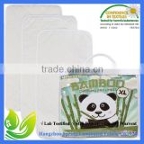 Anti-Slip waterproof Bamboo Changing Pad Liners For Baby