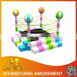 China indoor trampoline ,kids trampoline play equipment , high quality indoor soft play equipment for todder