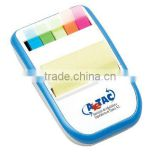 New design memo holder with sticky note plastic material