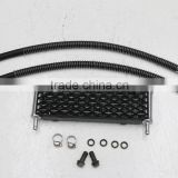 140CC 150CC 160CC engine Oil cooler kit with hoses and clamps