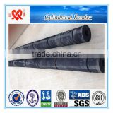 ISO 9001 quality standards certification marine protect for ship or dock cylindrical rubber fender