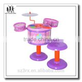 Music drum set for children gift, shenzhen factory create own design drum sets