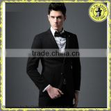 Fashion Checked Men Wedding Suits