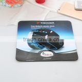 Fabric surface rubber material burst selling promotional product custom mousepad with logo