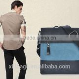 Designer Men Women Black Canvas CrossBody Messenger Shoulder Bag Satchel Handbag