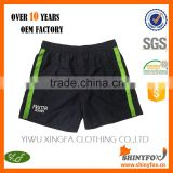 Hot sale cheap plain sweat shorts 100% cotton shorts fleece mens matching shirt and shorts