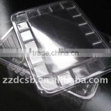 Clear blistering formed plastic tray with cover for fruit packing                                                                         Quality Choice