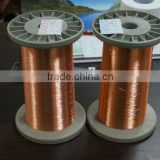 Enamelled Copper Coated Aluminium(ECCA) Wire,used for induction cooker,blender,motors,ballast,energy saving lamp