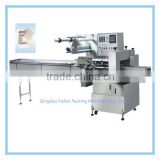 High Speed Full Automatic Alcohol Pad Flow Packing Machine