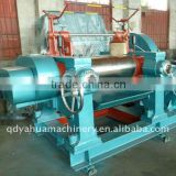 Wear-resistant Cast Iron rubber sheet mixing mill/LAB RUBBER MIXING MILL/ Open Roll Mill