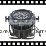36pcs 3watt led par light,hot sale 36 3w led par light