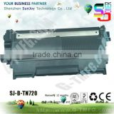 Black toner cartridge TN720 TN-720 for brother MFC-8510DN, MFC-8710DW, MFC-8810DW, MFC-8910DW, MFC-8950DW, MFC-8950DWT